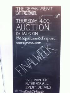 DeptOfRepair Auction